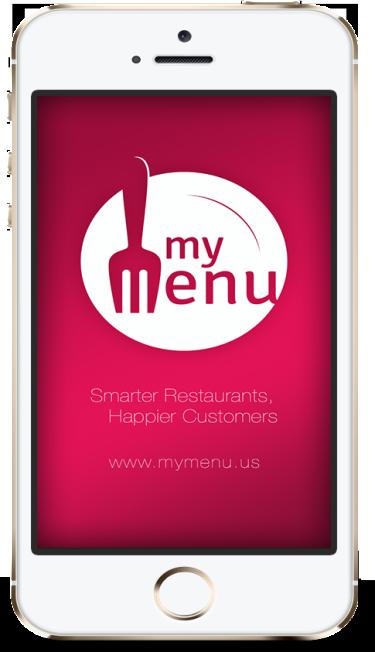 My Menu App